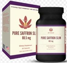 Pure Saffron Slim