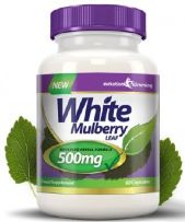 White Mulberry Leaf pills