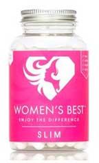 Women's Best Slim è un soppressore dell'appetito contenente glucomannano.